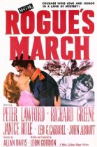 Rogue's March 1953 DVD - Peter Lawford / Richard Greene